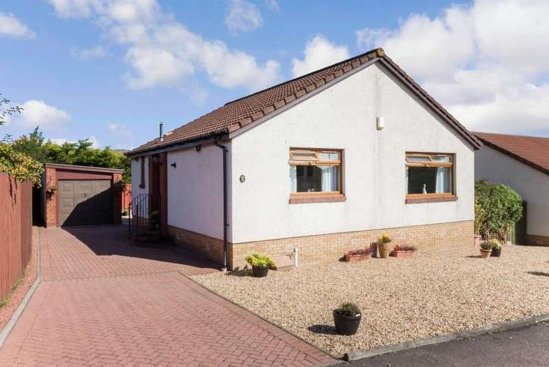 2 Bedrooms Detached Bungalow for sale in 25 Bath Street, Kelty, KY4 0AG