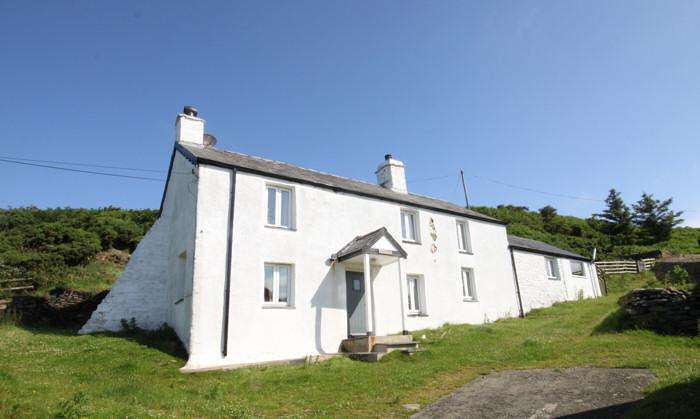 4 Bedrooms Cottage House for sale in Hafodty, tywyn LL36