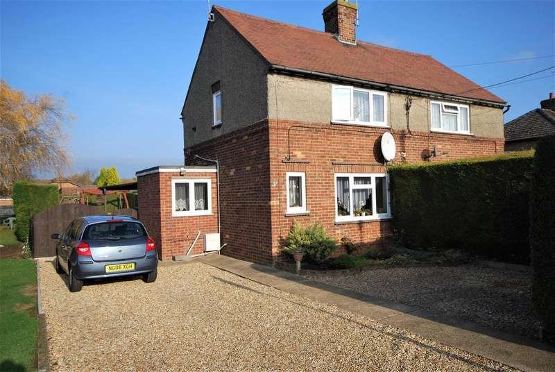 2 Bedrooms Semi Detached House for sale in Battlefields Lane South, Holbeach, Spalding