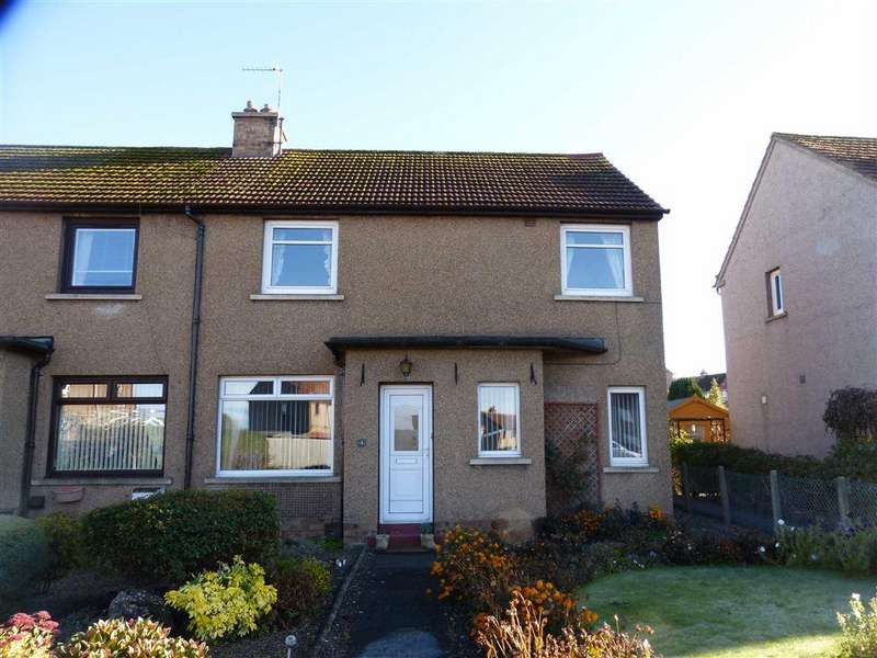 3 Bedrooms Semi Detached House for sale in Mitchell Street, Newburgh, Fife
