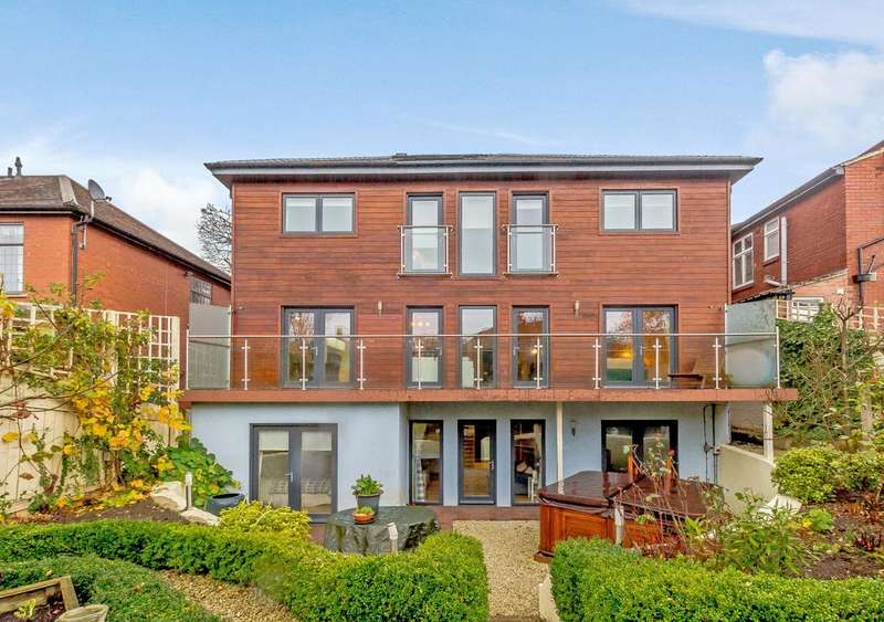 5 Bedrooms Detached House for sale in Heaton Road, Heaton, Newcastle Upon Tyne, Tyne Wear