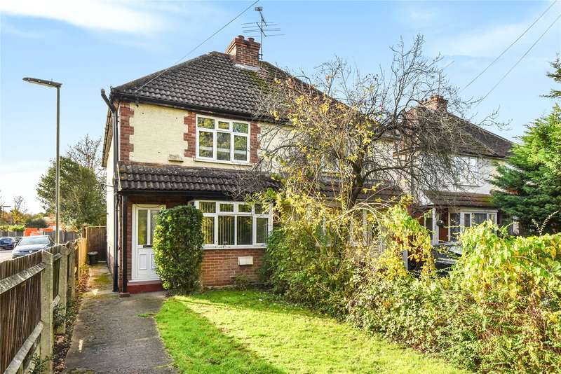 3 Bedrooms Semi Detached House for sale in Frimley Road, Camberley, Surrey, GU15