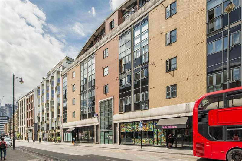 2 Bedrooms Duplex Flat for sale in Curtain Road, Shoreditch, EC2A