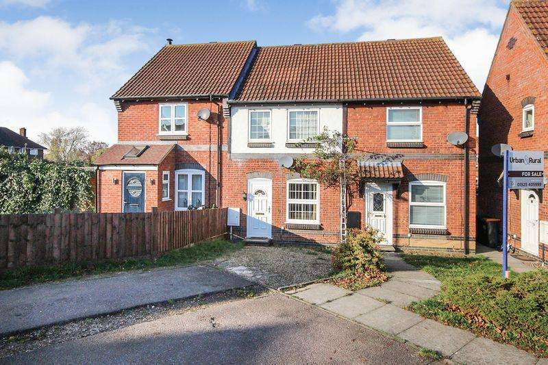 2 Bedrooms Terraced House for sale in The Meadows, Stewartby