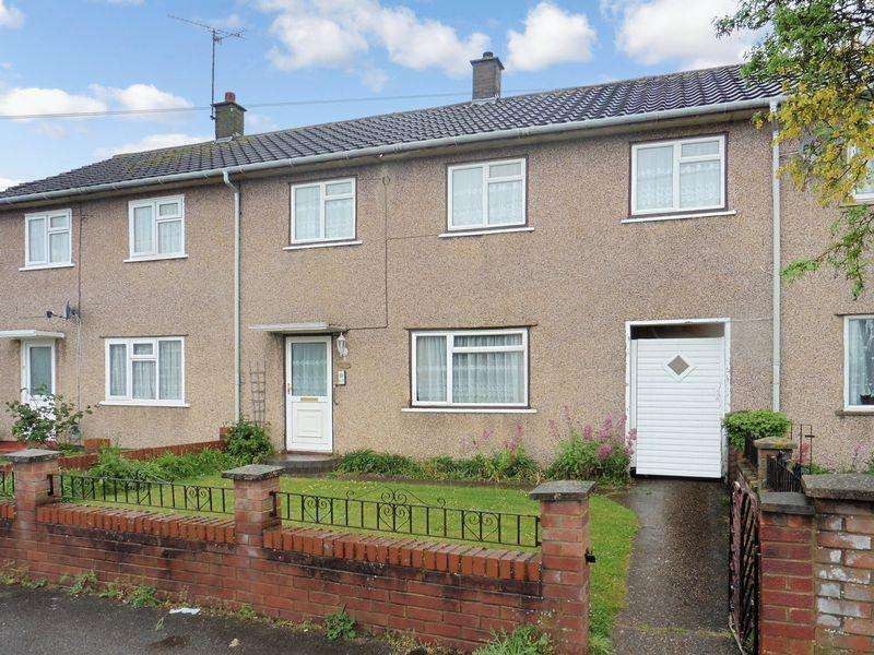 3 Bedrooms Terraced House for sale in Abercorn Road, Luton