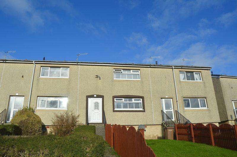 2 Bedrooms Terraced House for sale in Minnoch Crescent, Maybole