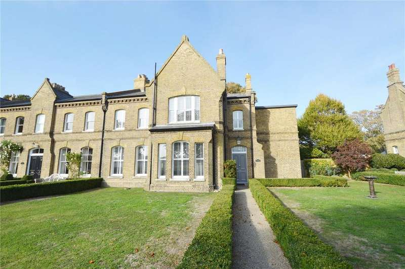 5 Bedrooms End Of Terrace House for sale in The Terrace, The Garrison, Shoeburyness, Essex, SS3