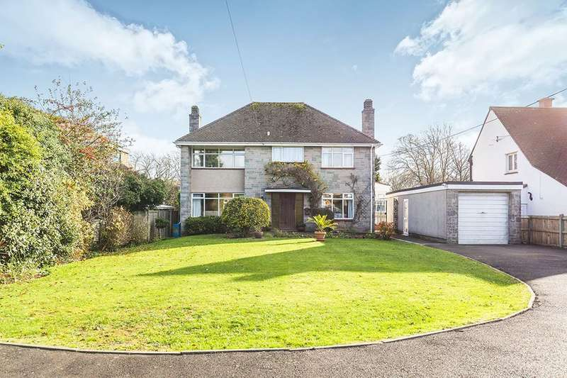 4 Bedrooms Detached House for sale in Edward Road South, Clevedon, BS21
