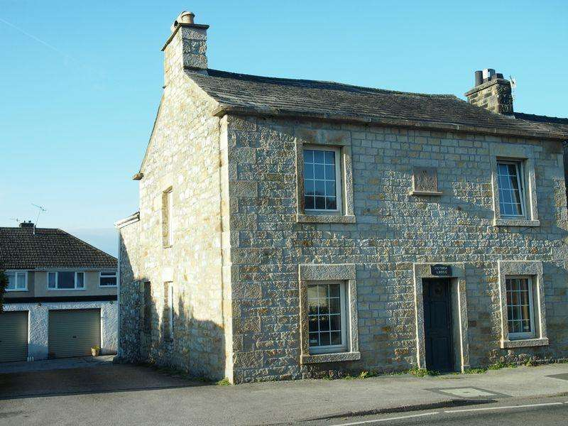 4 Bedrooms Detached House for sale in Main Road, Carnforth