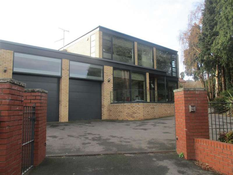 4 Bedrooms Detached House for sale in Oakdene, Heol Isaf, Radyr, Cardiff