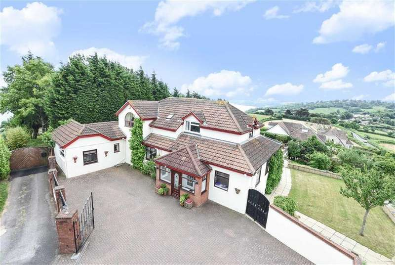 5 Bedrooms Detached House for sale in Teignmouth Road, Maidencombe, Torquay, TQ1