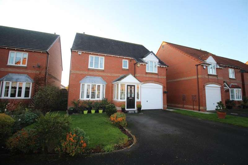 4 Bedrooms House for sale in Appleby Park, North Shields