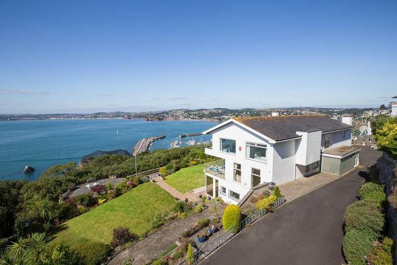 6 Bedrooms Detached House for sale in Torquay, Torquay, TQ1