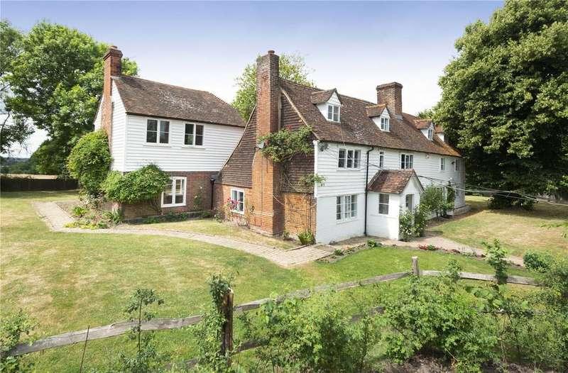 7 Bedrooms Detached House for sale in Pembury Road, Tonbridge, Kent, TN11