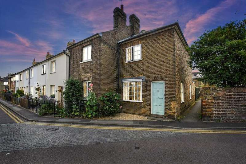 2 Bedrooms End Of Terrace House for sale in The Folly, Hertford