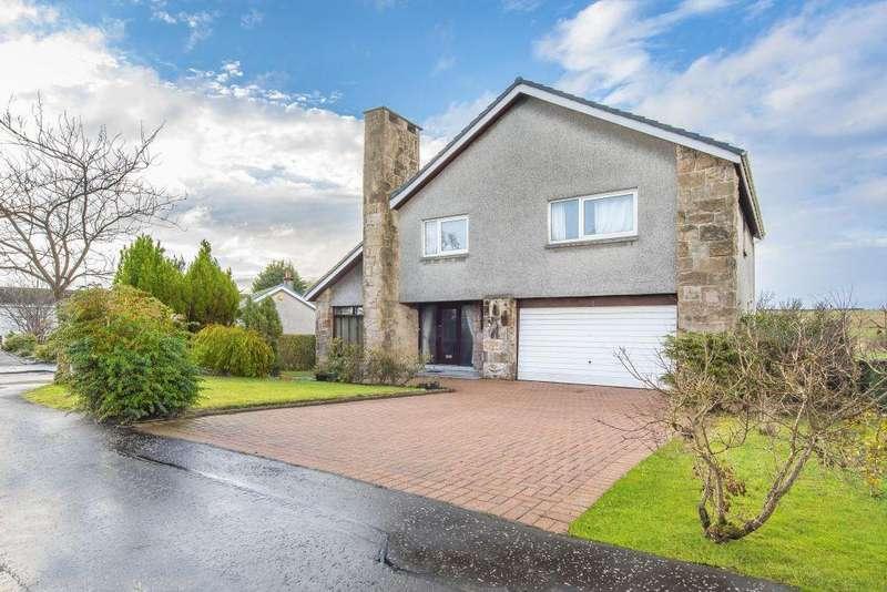 5 Bedrooms Detached Villa House for sale in 8 Conifer Place, Lenzie, Glasgow, G66 4EJ