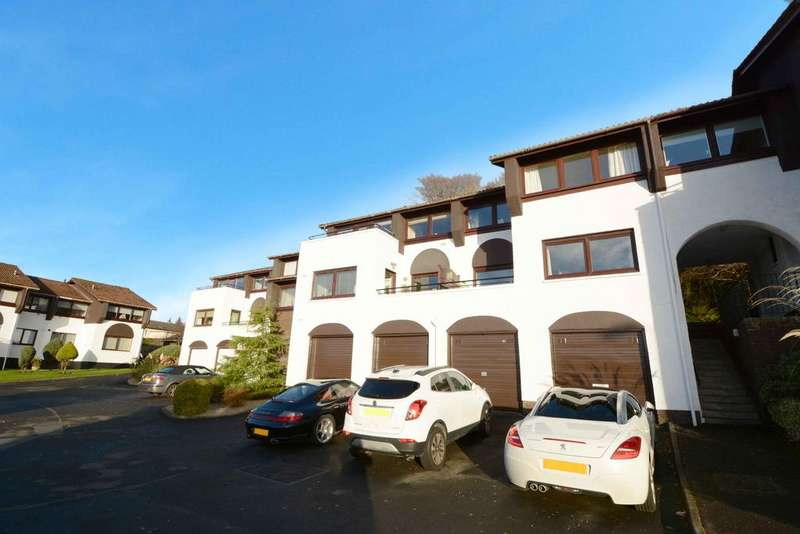 2 Bedrooms Flat for sale in 13 Springfield Gardens, Largs, KA30 8EH