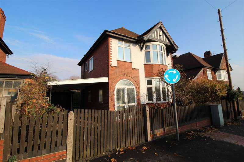 3 Bedrooms Detached House for sale in Nottingham Road, Ilkeston