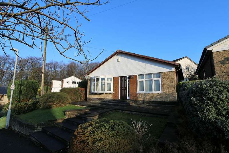 3 Bedrooms Detached Bungalow for sale in Heightside Avenue, Rossendale, Lancashire, BB4 9HA