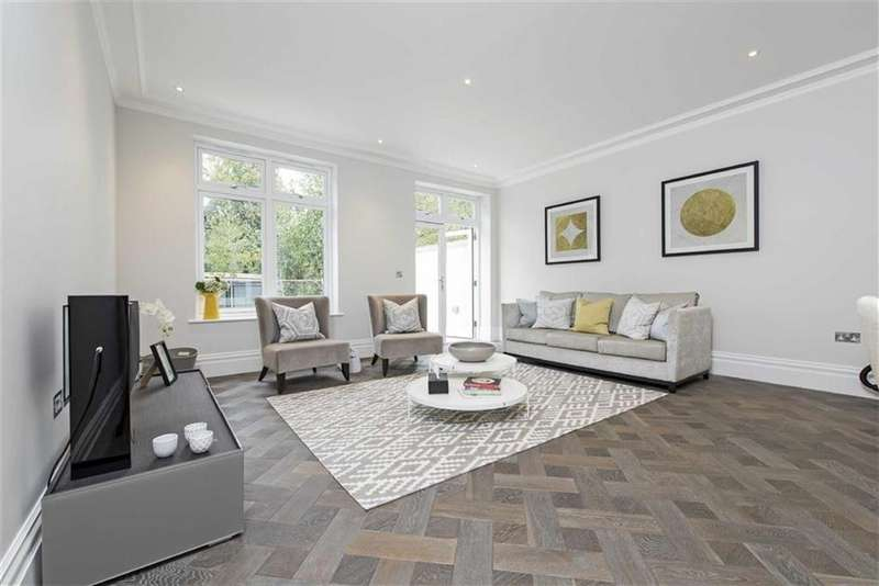 4 Bedrooms Terraced House for sale in Dover Park Drive, Putney, SW15