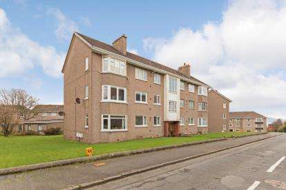 2 Bedrooms Flat for sale in Overton Crescent, West Kilbride