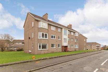 2 Bedrooms Flat for sale in Overton Crescent, West Kilbride