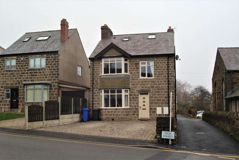 4 Bedrooms Detached House for rent in High Street, Dore, Sheffield
