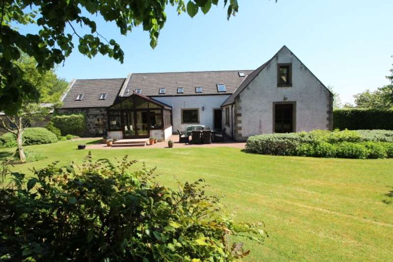 5 Bedrooms Detached House for sale in Linlithgow, EH49