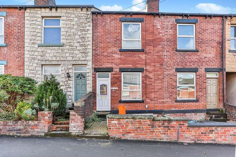 3 Bedrooms Terraced House for sale in Upper Valley Road, Sheffield, S8