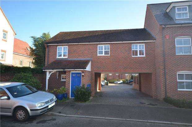 2 Bedrooms House for sale in Pigeon Grove, Bracknell, Berkshire