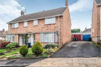 3 Bedrooms Semi Detached House for sale in Peartree Road, Hemel Hempstead, Hertfordshire