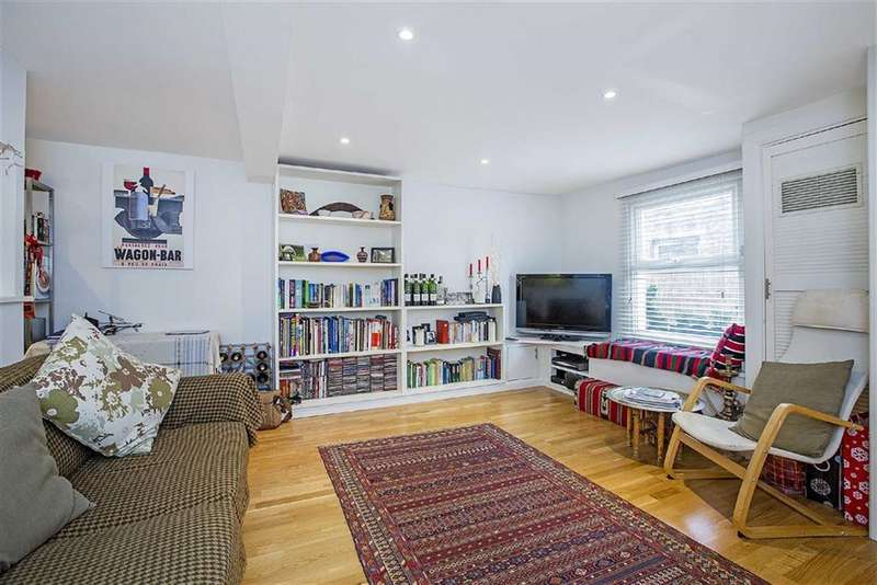 2 Bedrooms Flat for sale in Munster Mews, Fulham, London, SW6