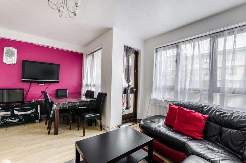 2 Bedrooms Flat for sale in Cromer Street, Bloomsbury, WC1H