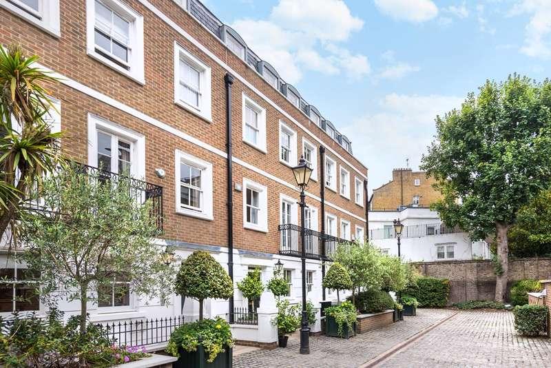 4 Bedrooms House for sale in Kensington Green, Kensington, W8