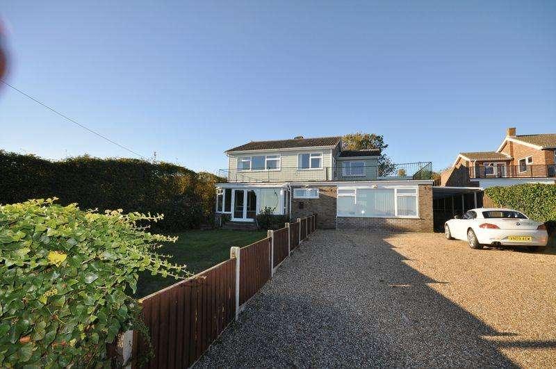 3 Bedrooms Detached House for sale in Victoria Esplanade, West Mersea