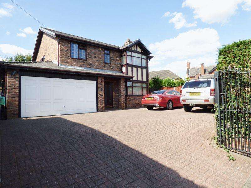 4 Bedrooms Detached House for sale in St. Marys Road, Warrington