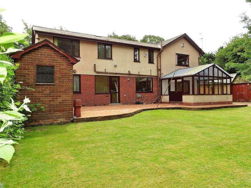 4 Bedrooms Detached House for sale in Stanley Grove, Penwortham, Preston
