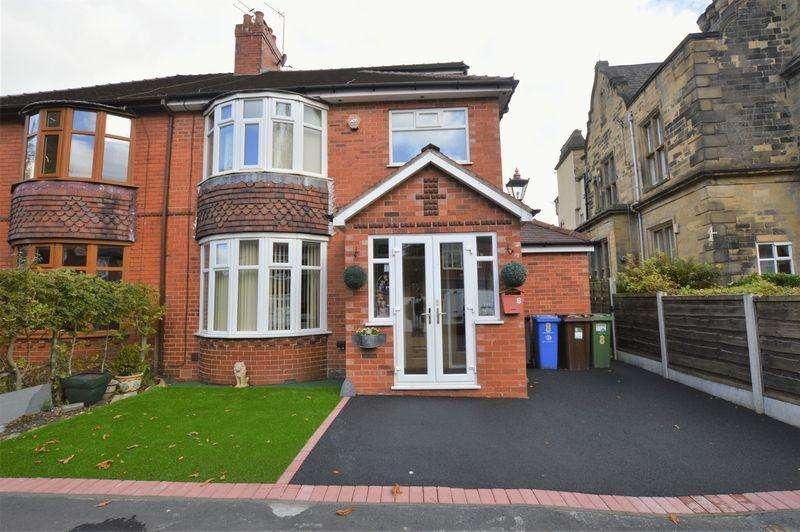 4 Bedrooms Semi Detached House for sale in Sunnyside Grove, Ashton-Under-Lyne