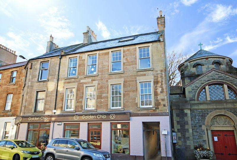 2 Bedrooms Flat for sale in 151 High Street, Linlithgow