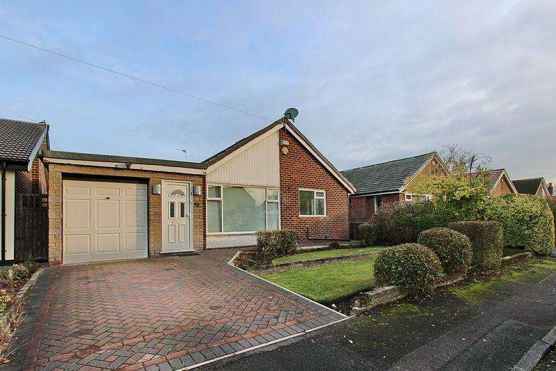 3 Bedrooms Detached Bungalow for sale in Woodhall Avenue, Whitefield, Manchester