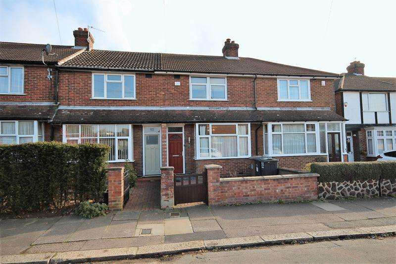 3 Bedrooms Terraced House for sale in Mayfield Road, Luton