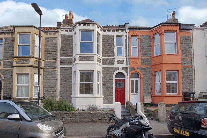 2 Bedrooms Terraced House for sale in Witchell Road, Redfield, Bristol, BS5 9LG