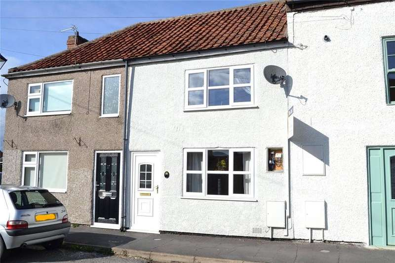 2 Bedrooms Terraced House for sale in High Street, Scotter, North Lincolnshire, DN21