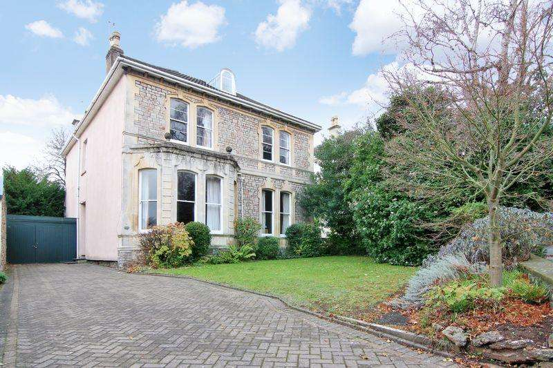 5 Bedrooms Detached House for sale in Clyde Park, Bristol