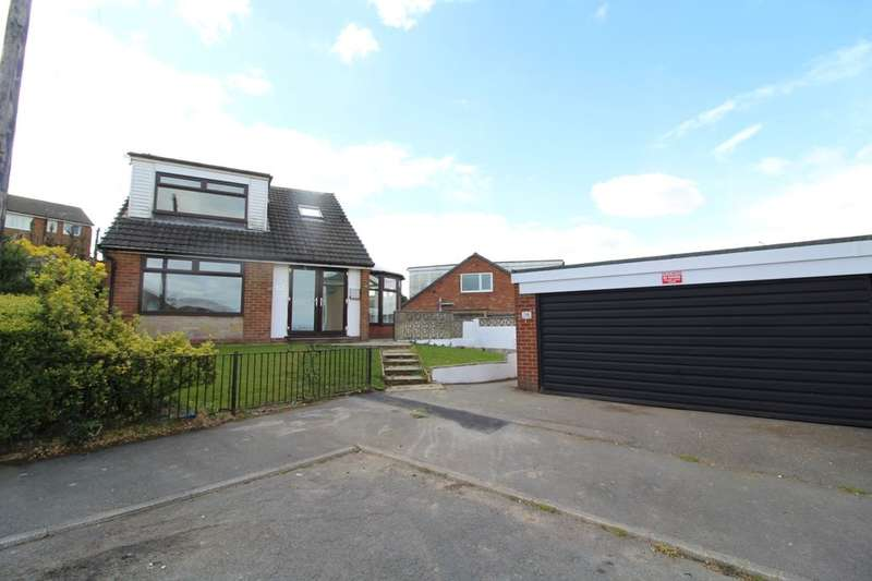 3 Bedrooms Detached House for sale in Keats Close, Accrington, BB5