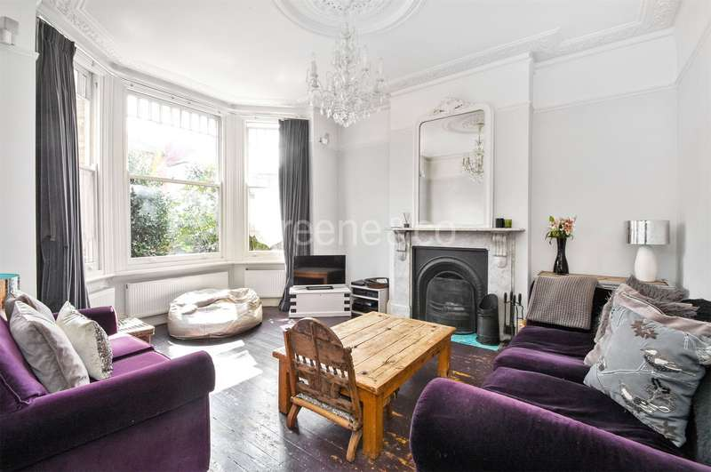 4 Bedrooms Semi Detached House for sale in Richborough Road, West Hampstead Borders, London, NW2