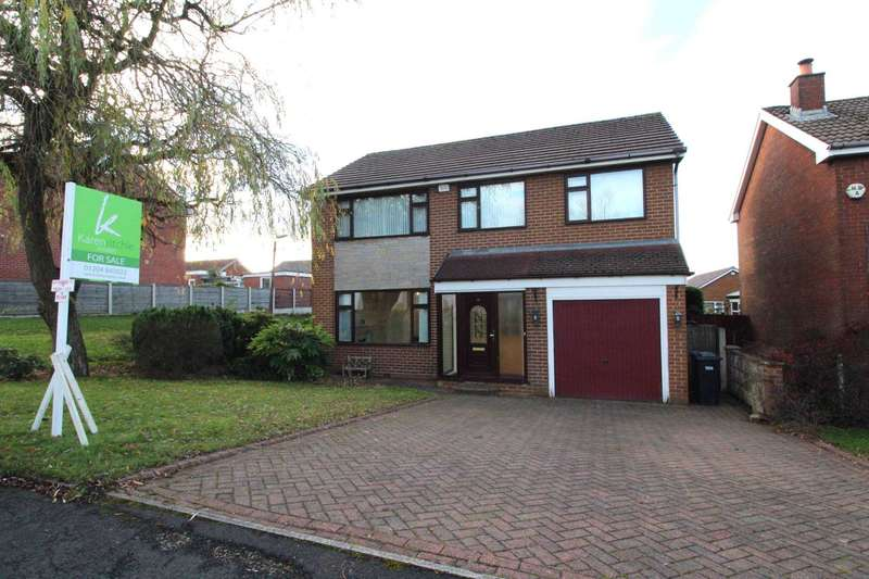 4 Bedrooms Detached House for sale in Armadale Road, Bolton