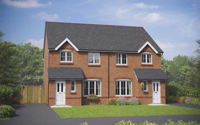 3 Bedrooms Mews House for sale in Heathfields, Audlem