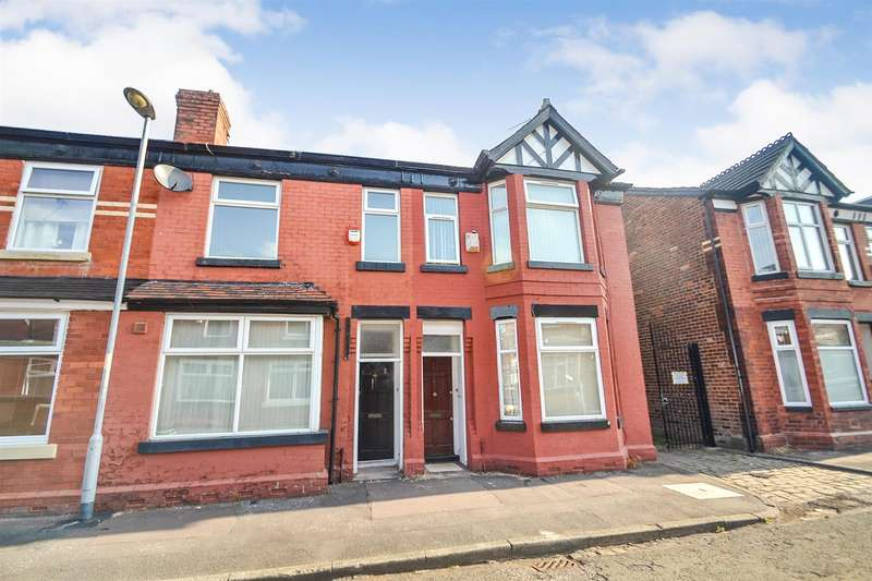 4 Bedrooms House for sale in Braemar Road, Manchester