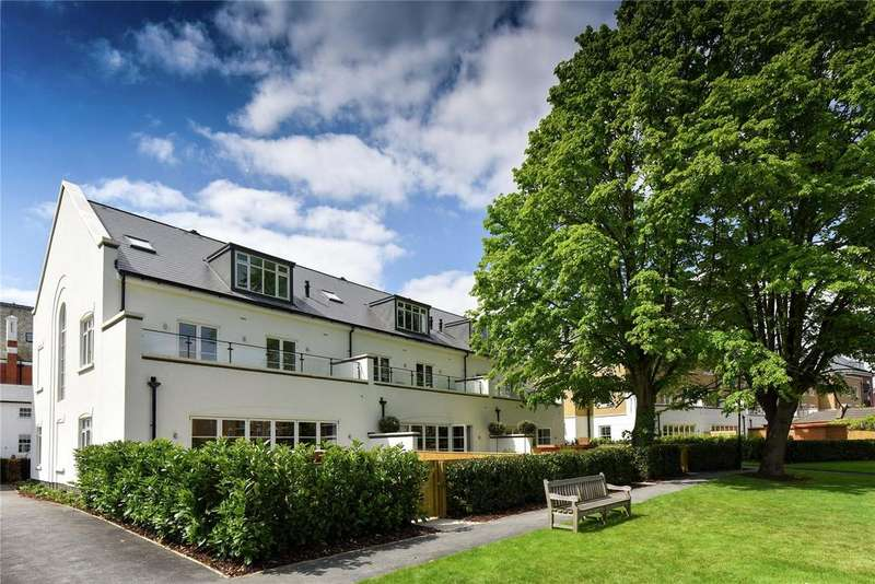 4 Bedrooms Terraced House for sale in Fitzroy Gate, Richmond Road, Old Isleworth, Middlesex, TW7